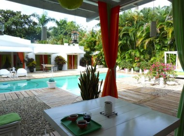 Beautiful double house in gated community 7