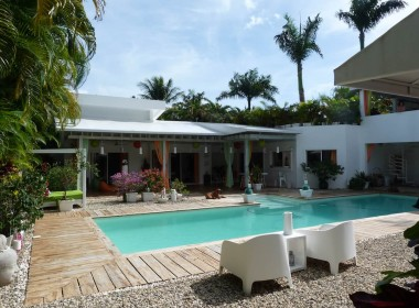 Beautiful double house in gated community 1