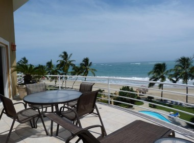 Loft with amazing Cabarete bay view 1