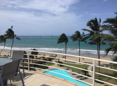 Loft with amazing Cabarete bay view 10