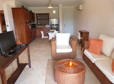 Ocean Front studio for 2, Cabarete 4