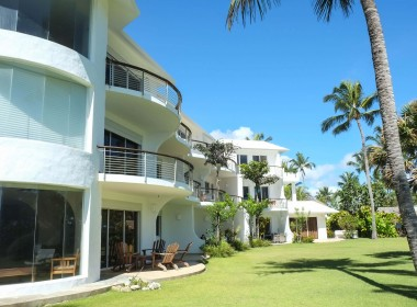 Spacious & quiet 3 BR Apt. with ocean view 21
