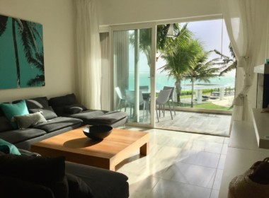 Stunning beachfront 2 br luxury contemporary condo 5