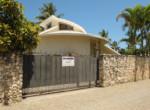 Beachfront Villa in Cabarete 1
