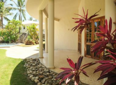 Beachfront Villa in Cabarete 29