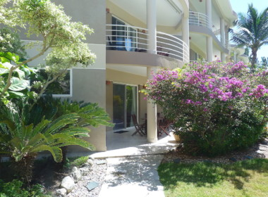 Cabarete East beachfront condo 1