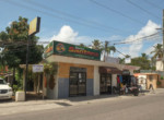 Small commercial building : Cabarete center 1