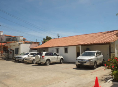 Small commercial building : Cabarete center 3