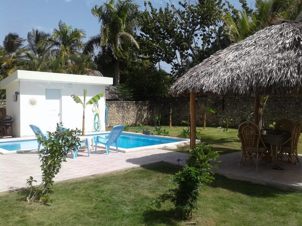 Costa Azul: luminous 2 bedroom house