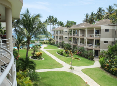 Cabarete East: 3 bedroom penthouse8