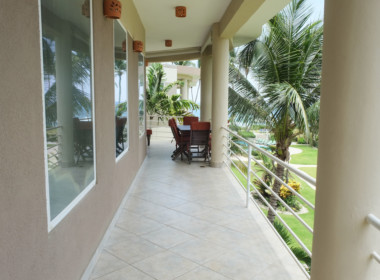 Cabarete East: 3 bedroom penthouse6