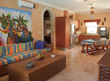 Tropical 4 BR condo for sale 37