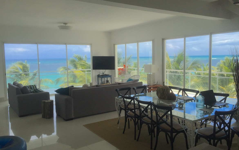 Seawinds Cabarete: Oceanview 3BR condo
