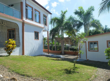 Vista del Caribe house in Encuentro 27