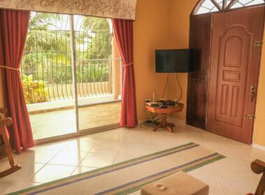 Vista del Caribe house in Encuentro 5