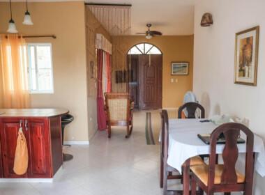 Vista del Caribe house in Encuentro 9