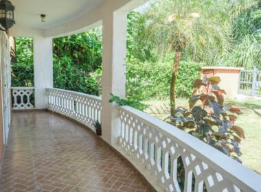 Garden view Villa in Pro Cab 16