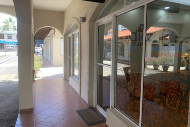 Commercial space in Cabarete