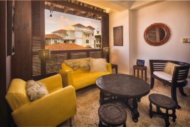 2 bedroom apartment in Cabarete