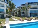 Ocean view duplex in Sosua